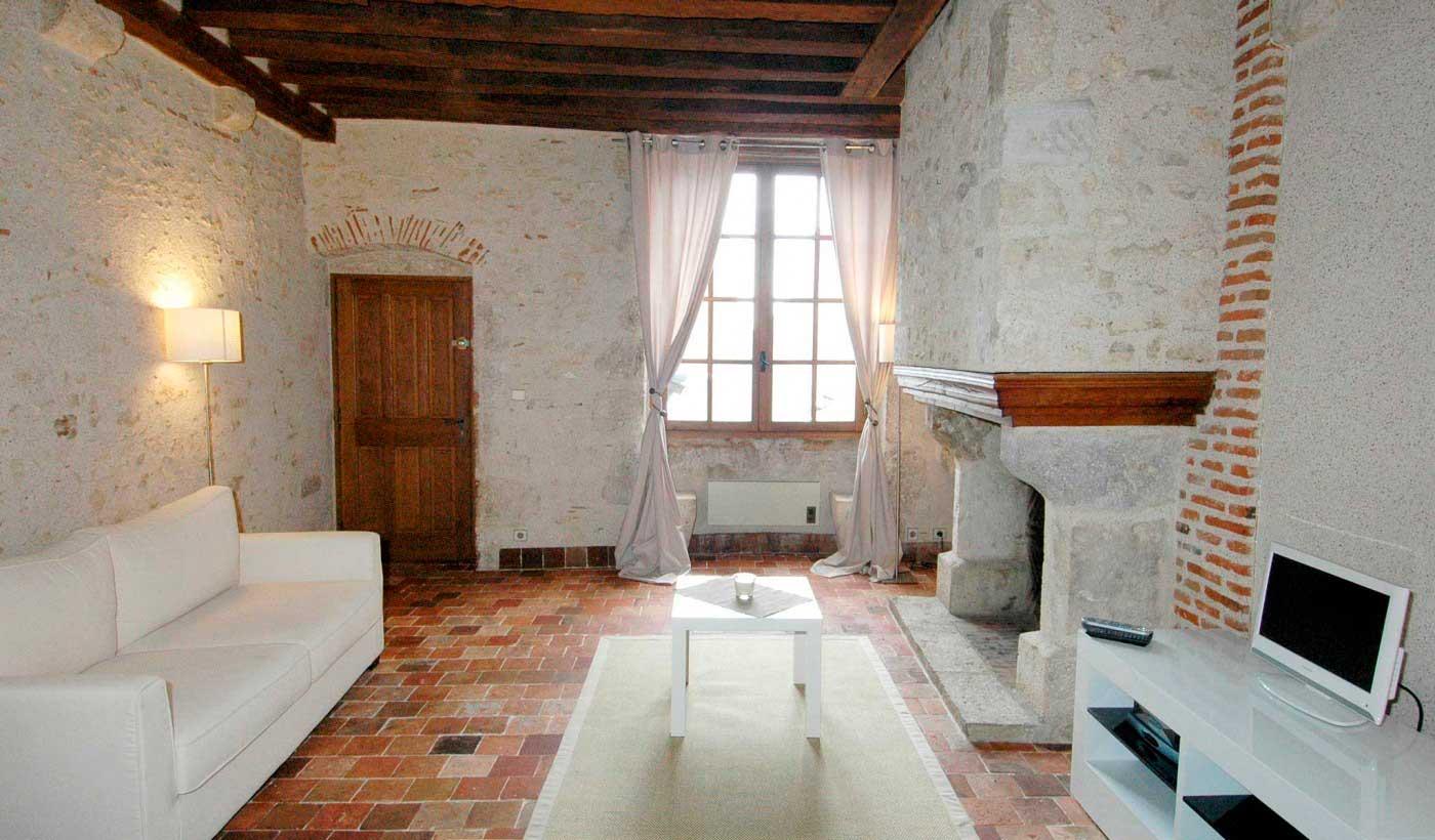 Appart 39 tourisme blois ch teaux de la loire for Appart hotel blois